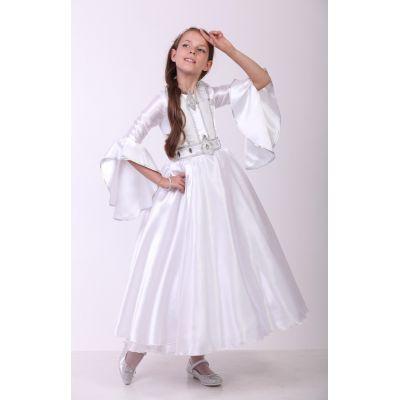 Карнавальный костюм для девочки Снежная Королева - Метелица