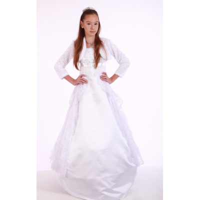Карнавальный костюм для девочки Снежная Королева подросток