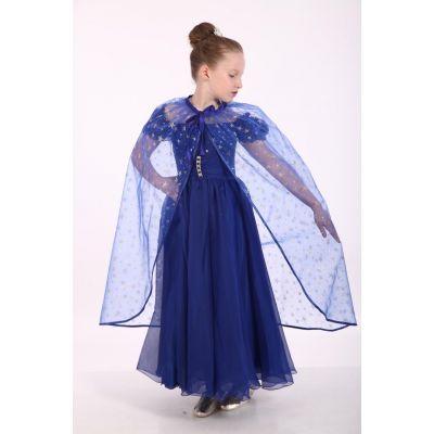 Карнавальный костюм для девочки Принцесса Ночь
