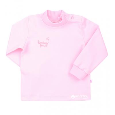 Гольф - джемпер для девочки ГФ1 розовый  ТМ Бемби
