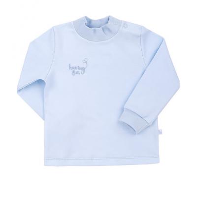 Гольф - джемпер для мальчика ГФ1 голубой ТМ Бемби