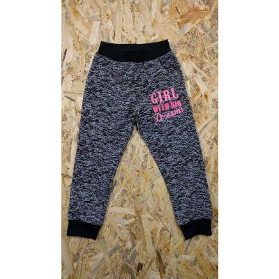 Спортивніе брюки для девочки 8071, Венгрия