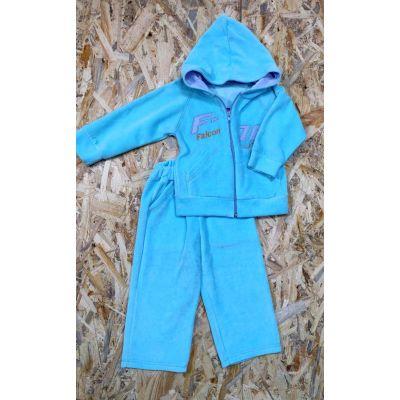 Спортивный костюм велюр детский 035-23 Lotex, Украина