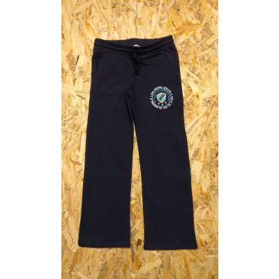 Спортивные брюки для девочки NEW COURSE т.синие , Турция