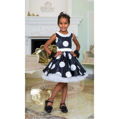 Нарядное бальное платье для девочки 11764