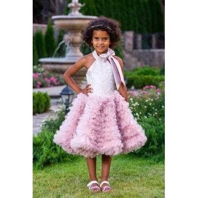 Нарядное бальное платье для девочки 11745