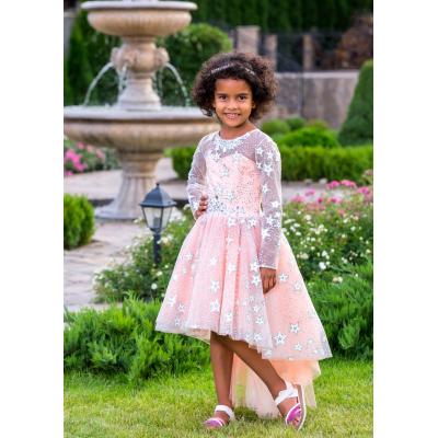 Нарядное бальное платье для девочки 11733