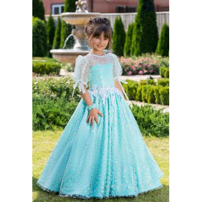 Нарядное бальное платье для девочки 11749
