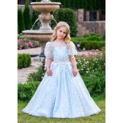 Нарядное бальное платье для девочки 11747
