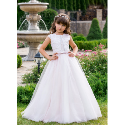 Нарядное бальное платье для девочки 11743