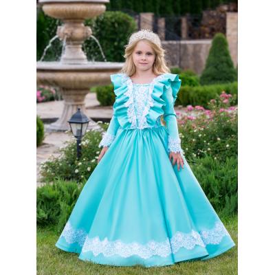 Нарядное бальное платье для девочки 11740