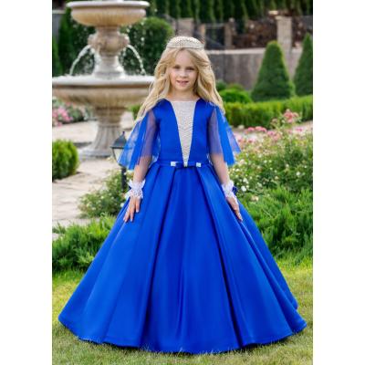 Нарядное бальное платье для девочки 11738
