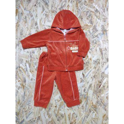 Спортивный костюм велюр детский 258 Бемби, Украина