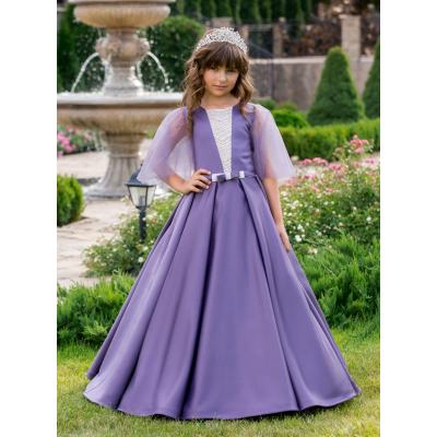 Нарядное бальное платье для девочки 11737