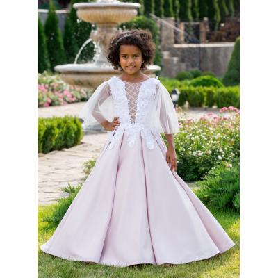 Нарядное бальное платье для девочки 11736