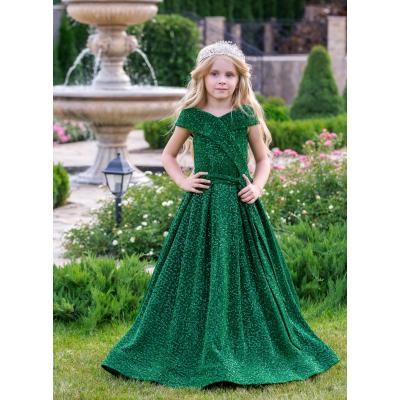 Нарядное бальное платье для девочки 11734