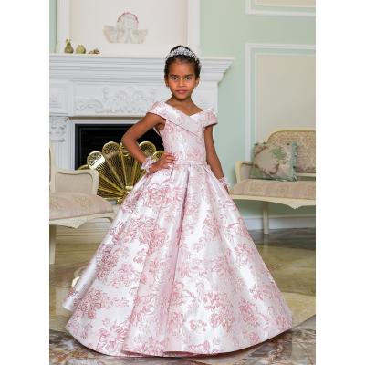 Нарядное бальное платье для девочки 11799