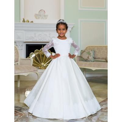 Нарядное бальное платье для девочки 11797