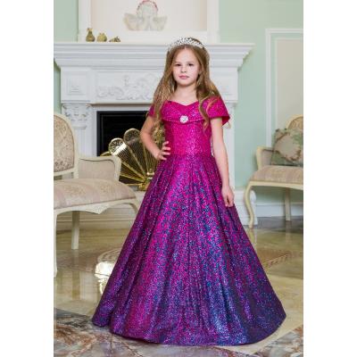 Нарядное бальное платье для девочки 11793