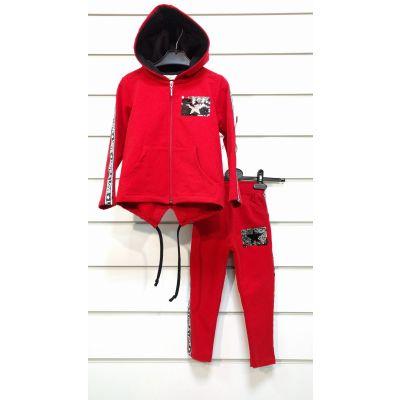 Спортивный костюм для девочки 0190 Breeze girl, Турция