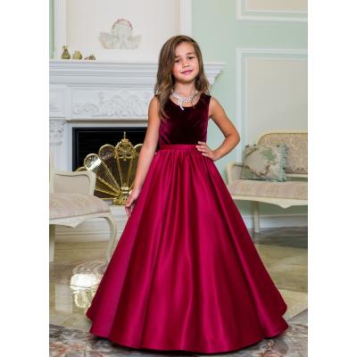 Нарядное бальное платье для девочки 11789
