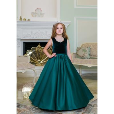 Нарядное бальное платье для девочки 11788