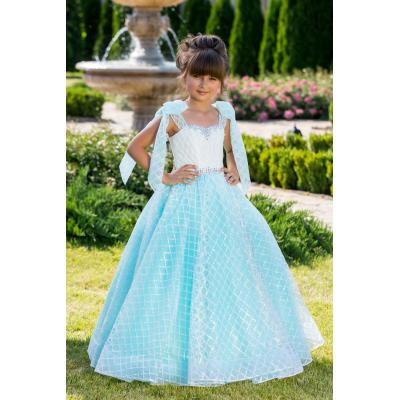 Нарядное бальное платье для девочки 11755