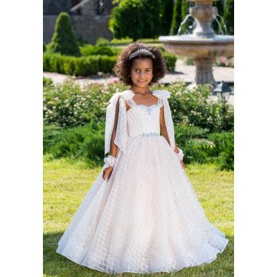 Нарядное бальное платье для девочки 11753