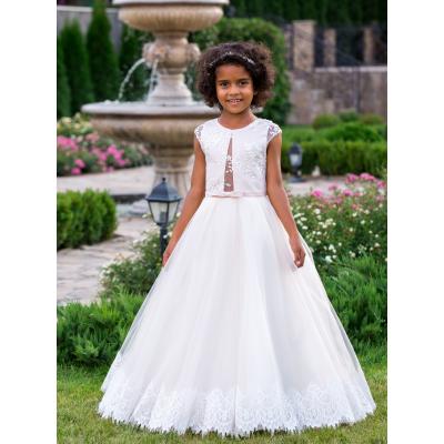 Нарядное бальное платье для девочки 11750
