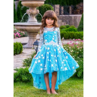 Нарядное бальное платье для девочки 11732
