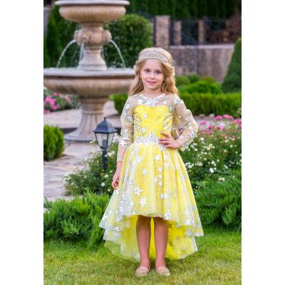 Нарядное бальное платье для девочки 11731