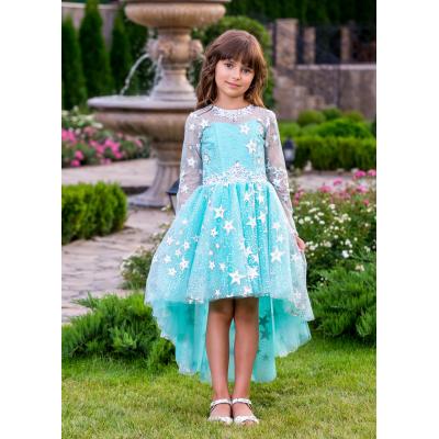 Нарядное бальное платье для девочки 11730