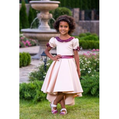 Нарядное бальное платье для девочки 11727