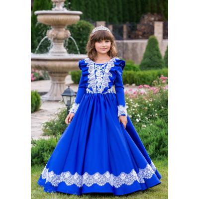 Нарядное бальное платье для девочки 11741