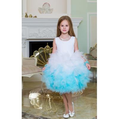 Нарядное бальное платье для девочки 11778