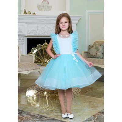 Нарядное бальное платье для девочки 11776
