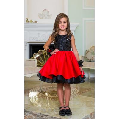 Нарядное бальное платье для девочки 11775