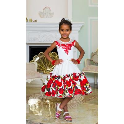 Нарядное бальное платье для девочки 11773