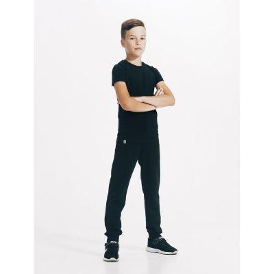 Спортивные брюки 115392 черные ТМ SMIL