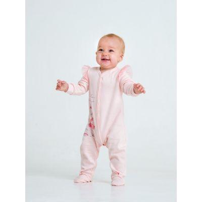 Комбинезон для девочки 108485 розовый ТМ SMIL