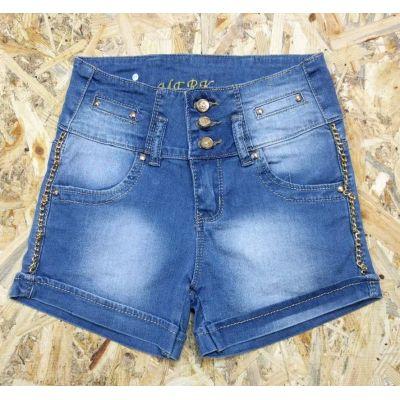 Шорты джинсовые для девочки 48139 Турция