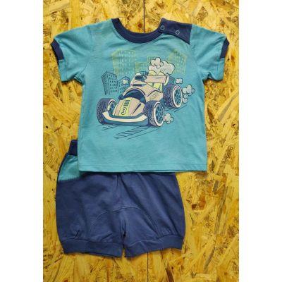 Комплект (футболка и шорты) для мальчика ЗТК012