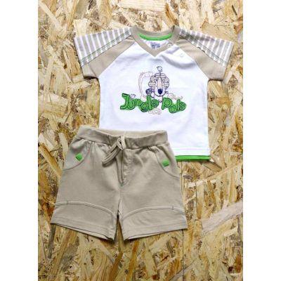 Комплект (футболка и шорты) для мальчика 42056