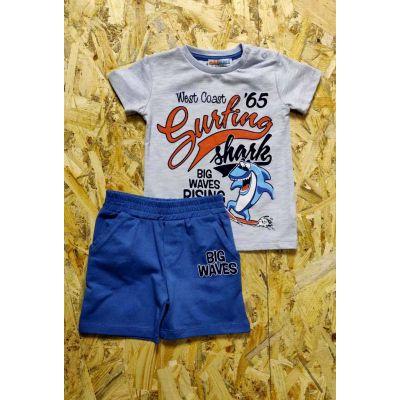 Комплект (футболка и шорты) для мальчика 2050
