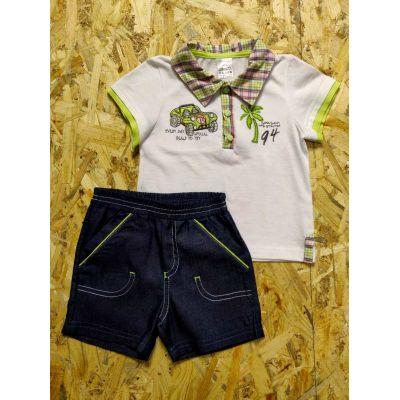 Комплект (футболка и шорты) для мальчика 42077