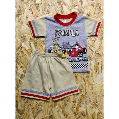 Комплект (футболка и шорты) для мальчика Formula