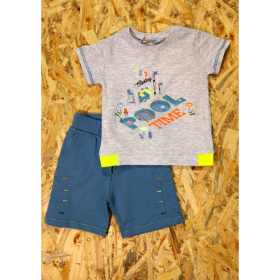Комплект (футболка и шорты) для мальчика 2850