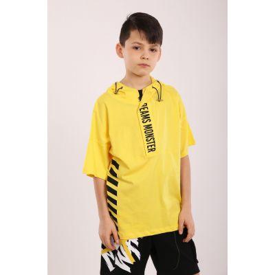 Футболка с капюшоном для мальчика 2910.16