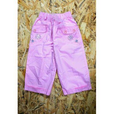 Бриджи для девочки В-12 розовые