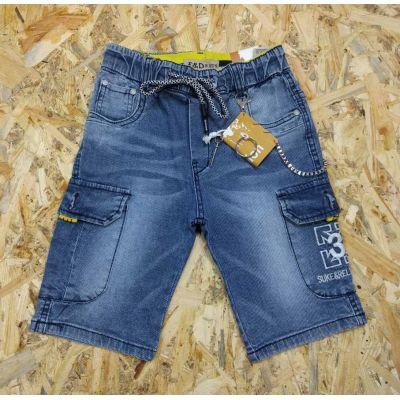 Шорты джинсовые для мальчика F3084